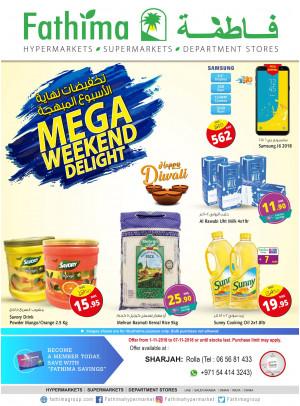 Mega Weekend Delight - Sharjah
