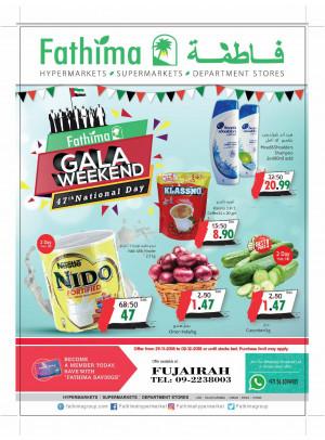 Gala Weekend - Fujairah