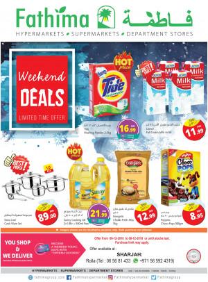 Weekend Deals - Sharjah