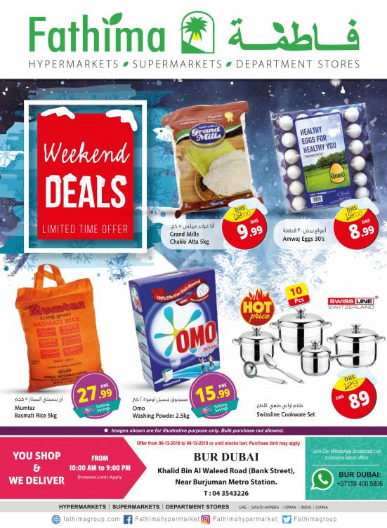 Weekend Deals - Bur Dubai