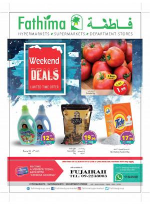 Weekend Deals - Fujairah