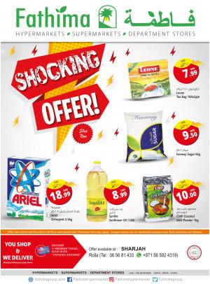 Shocking Offers - Sharjah