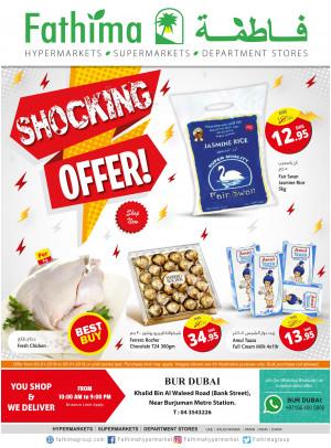 Shocking Offers - Bur Dubai