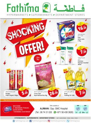 Shocking Offers - Ajman