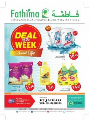 Deal of the Week - Fujairah