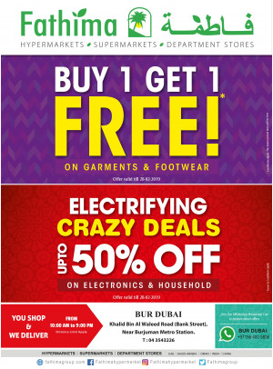 Big Deals - Bur Dubai