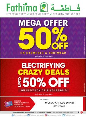 Weekend Deals - Mussafah