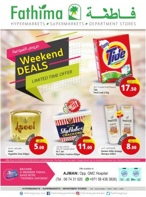 Weekend Deals - Ajman