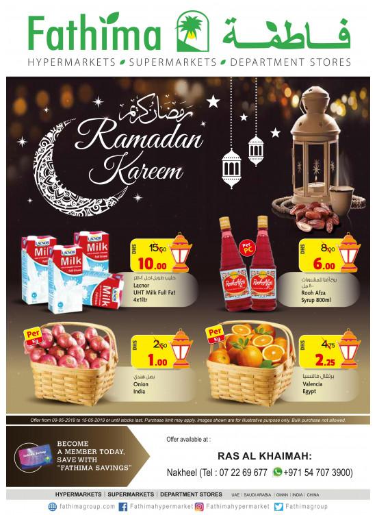 WoW Ramadan Offers - Ras Al Khaimah