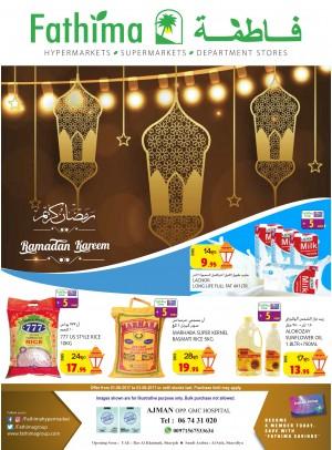 Ramadan Offers - Ajman