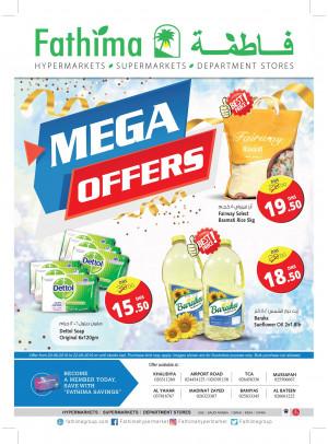 Mega Offers - Abu Dhabi & Al Yahar