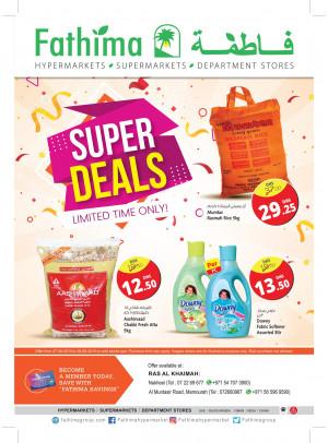 Super Deals - Ras Al Khaimah