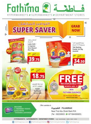Super Saver - Fujairah