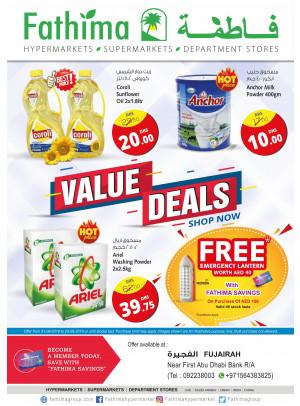 Value Deals - Fujairah