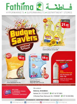Budget Savers - Ras Al Khaimah