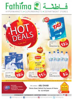 Hot Deals - Electra St., Abu Dhabi