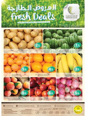 Fresh Deals