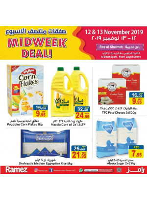 Midweek Deals - Hyper Ramez Ras Al Khaimah
