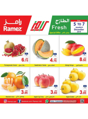 Fresh Offers