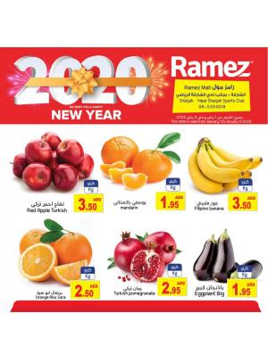 New Year 2020 Offers - Ramez Mall, Sharjah