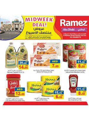 Midweek Deals - Al Shahama, Abu Dhabi