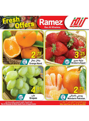 Fresh Offers - Ras Al Khaimah