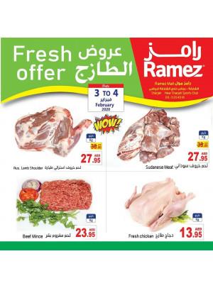 Fresh Offers - Ramez Mall Sharjah