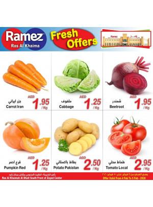 Fresh Offers - Hyper Ramez Ras Al Khaimah