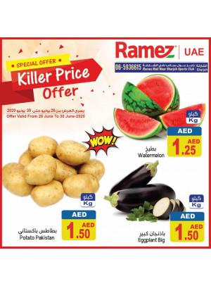 Killer Price - Ramez Mall Sharjah