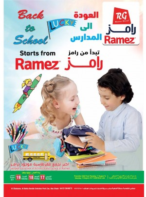 Back To School Offers - Abu Dhabi