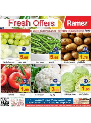 Fresh Offers - Sharjah