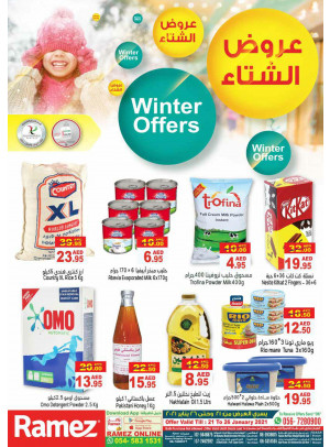 Winter Offers