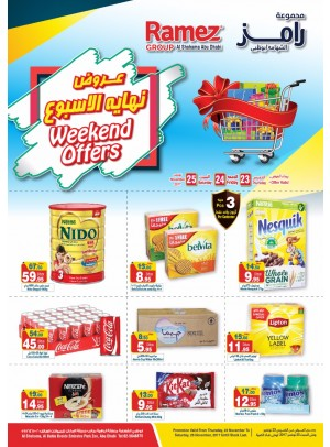 Weekend Offers - Abu Dhabi Branch