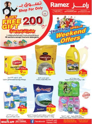 Amazing Weekend Offers - Ajman & Sharjah Branches