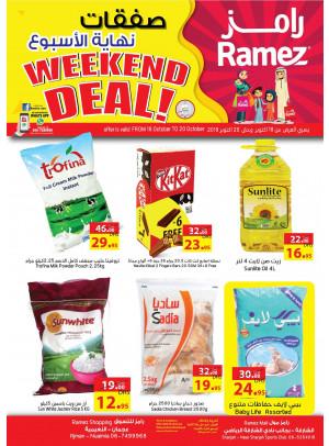 Weekend Deals - Ajman & Sharjah