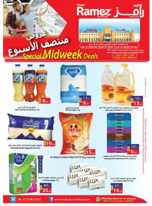 Special Midweek Deals - Ras Al Khaimah