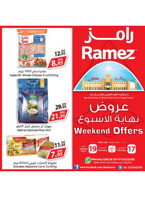 Weekend Offers - Hyper Ramez Ras Al Khaimah