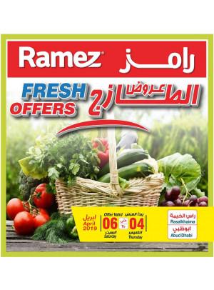 Fresh Offers - Abu Dhabi & Ras Al Khaimah