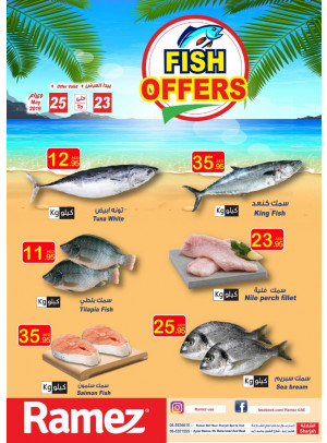 Fish Offers - Sharjah