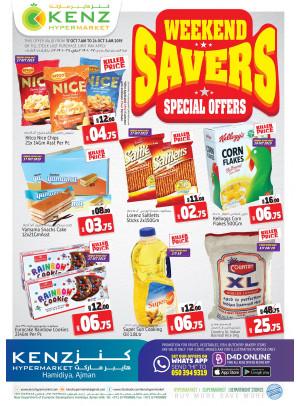 Weekend Savers
