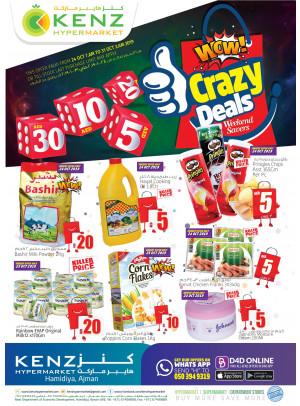 Wow Crazy Deals