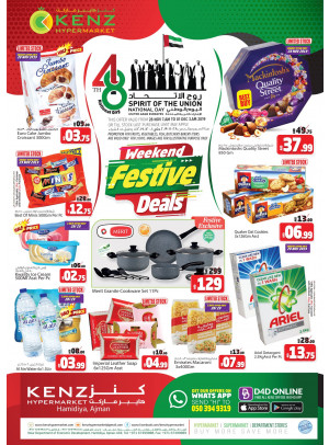 Weekend Festive Deals