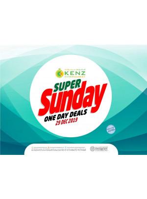 Super Sunday Deals