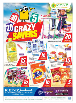 Crazy Savers