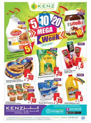 Mega Weekend Deals