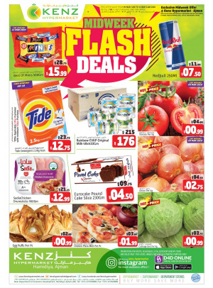 Midweek Flash Deals
