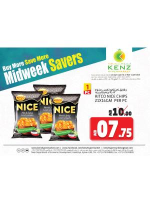 Midweek Savers