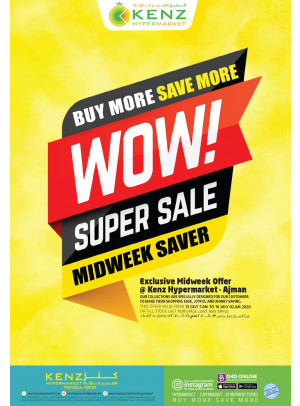 Midweek Savers