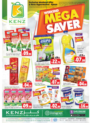Weekend Mega Saver