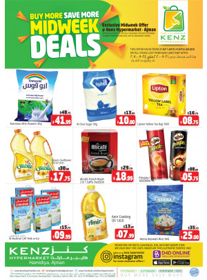 Midweek Deals